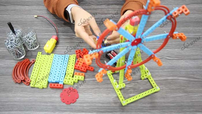 آموزش رباتیک برای کودکان (دوره مقدماتی)