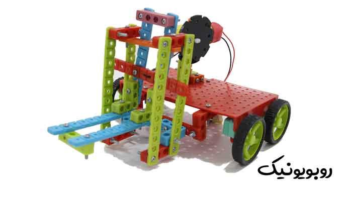 آموزش-ساخت-ربات-لیفتراک-پک-آموزش-رباتیک-پیشرفته