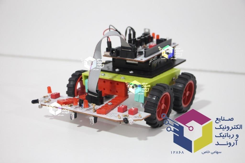 رباتیک گرگان طراحی ربات هوشمند