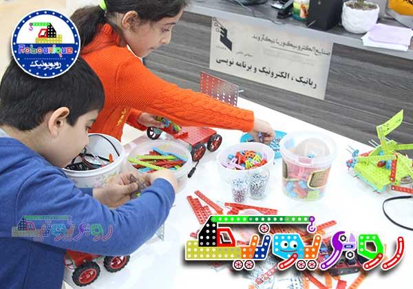 رباتیک، رباتیک در گرگان، کلاس رباتیک،ضرورت کلاس رباتیک، اهمیت رباتیک،کلاس خلاقیت،رباتیک کودکان