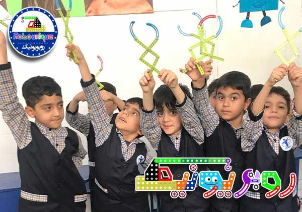 رباتیک، رباتیک در گرگان، کلاس رباتیک،ضرورت کلاس رباتیک برای کودکان، اهمیت رباتیک،کلاس خلاقیت،رباتیک کودکان