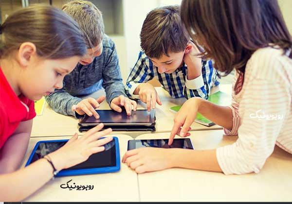 بهترین زبان برنامه نویسی مناسب کودکان چیست، آموزش برنامه نویسی کودکان، آموزش اسکرچ، آموزش تکنولوژی به کودکان