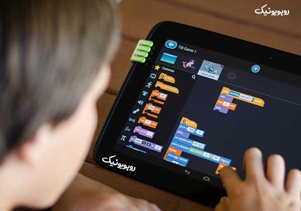 آموزش برنامهنویسی برای کودکان 3 | روبویونیک
