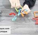 ساخت آدمک با سازه رباتیک