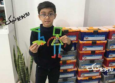 بسته های آموزش رباتیک کودکان