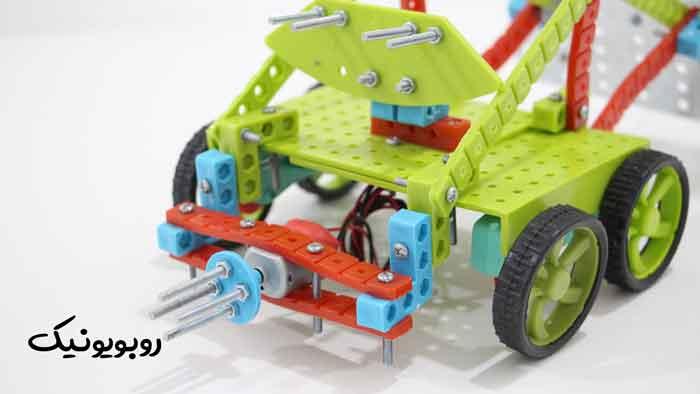 خرید پک رباتیک برای کودکان کیت رباتیک بسته آموزش رباتیک پیشرفته
