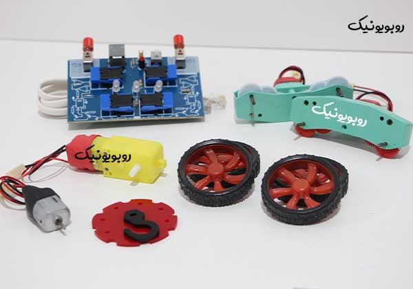 پک رباتیک ، آموزش رباتیک