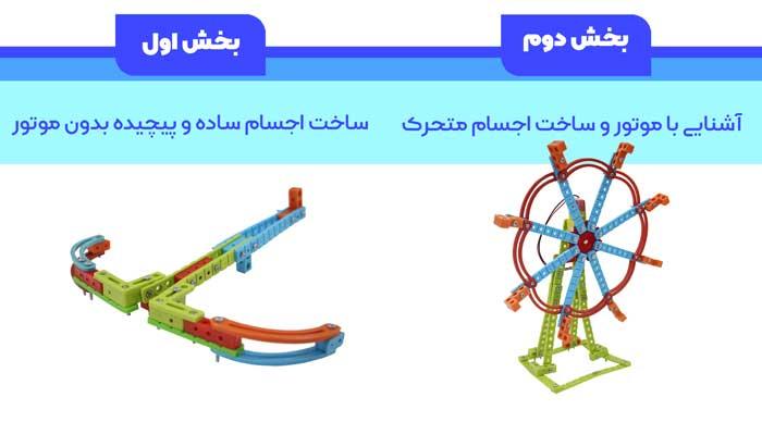 آموزش رباتیک برای کودکان 4 الی 8 سال