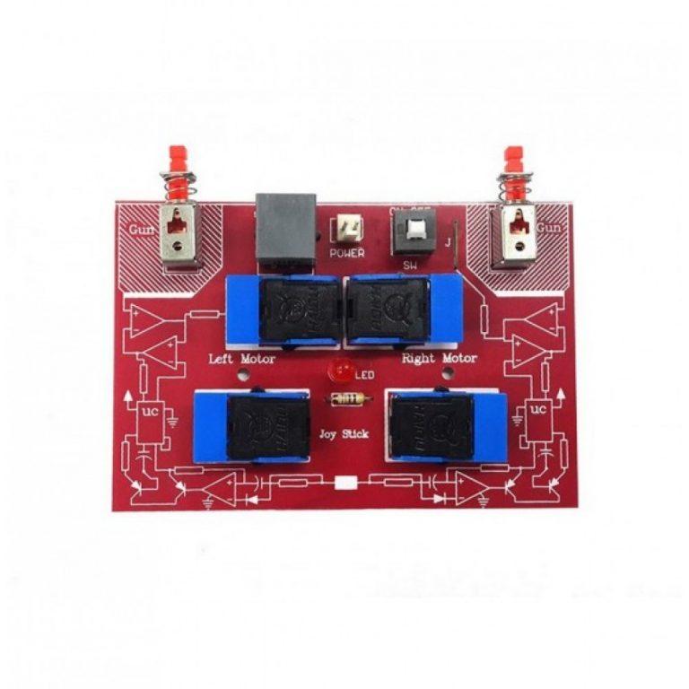 دسته کنترل ربات 6 دکمه 3 موتوره مرغوب