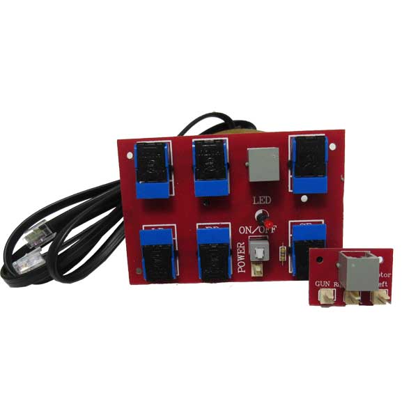 ست کامل دسته کنترل ربات K6