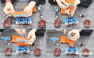 آموزش ساخت یک ربات ساده برای کودکان
