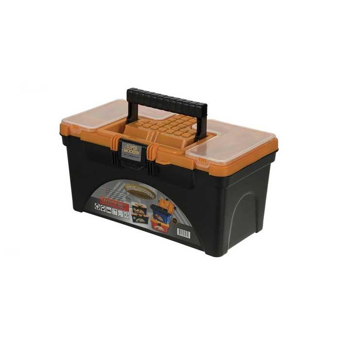 جعبه ابزار سوپر مدرن مشکی
