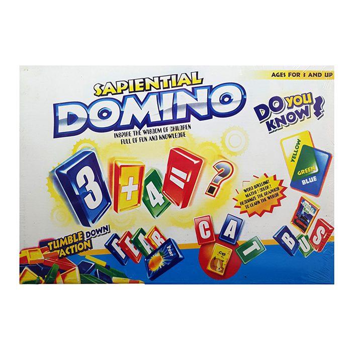 بازی فکری دومینو ساپنتیال