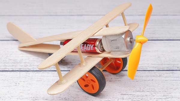 ساخت هواپیما با آرمیچر