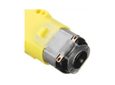 موتور گیربکس زرد سرعت 80 120 270