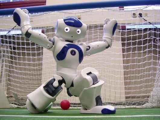 ربات-فوتبالیست