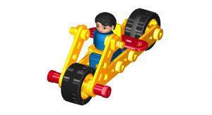 بازی آموزشی مکانیک کوچولو (+دفترچه راهنما) | روبویونیک