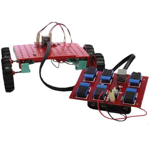 وسایل ساخت ربات ساده