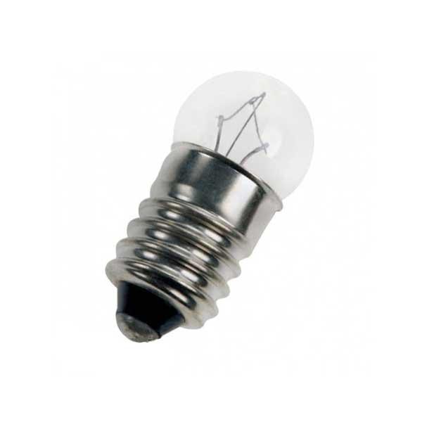 لامپ آموزشی 3 ولت | لامپ فندقی